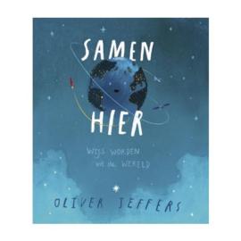 Samen hier - Oliver Jeffers