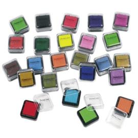 Goki stempelkussen klein  | diverse kleuren