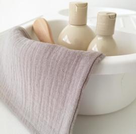 Washandjes hydrofiel | set 2 stuks | diverse kleuren