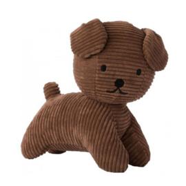 Nijntje Snuffie knuffel corduroy 25 cm | bruin