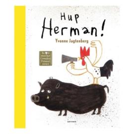 Hup Herman! -  Yvonne Jagtenberg