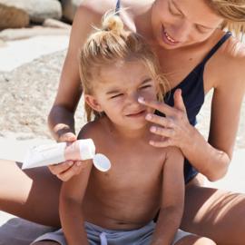 Naïf zonnebrandcrème voor baby en kind SPF50 | 100 ml