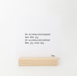 Papierpleziertje | diverse varianten