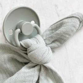 Knuffeldoekje met FRIGG-speen | diverse kleuren
