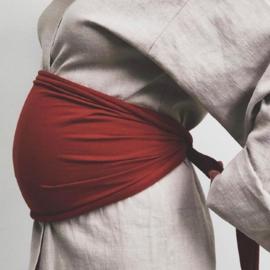 Belly wrap | stone