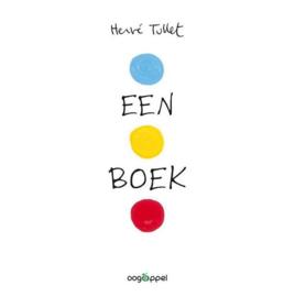 Een boek - Hervé Tullet