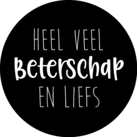 Stickers | Beterschap