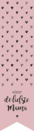 Stickers | Voor de liefste mama