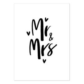 Kaart | Mr & Mrs