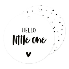 Cadeaulabel | Little one