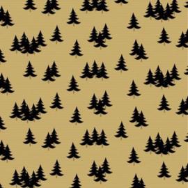 Cadeaupapier 'Christmas tree'