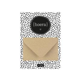 Geldkaart | Hoera