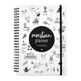 Invulboek   Moestuin planner