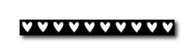 Washi Tape | Big Hearts