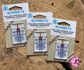 Schmetz Tweelingnaald 4.0 80