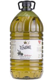 Almazara El Tendre  - 5 litros - Col 02 - Tradicional pet.