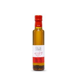 Col.10 250 ML Chili Hot Cristal Dorica
