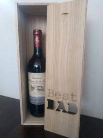 Gepersonaliseerde wijndoos