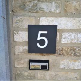 Huisnummer - Standaard