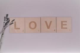 Scrabble - Love