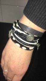 Armband Zwart-Wit