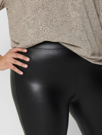 Leatherlook leggings