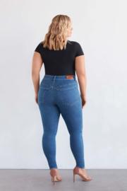 Fox Factor Niki Magic Blue - Skinny jeans