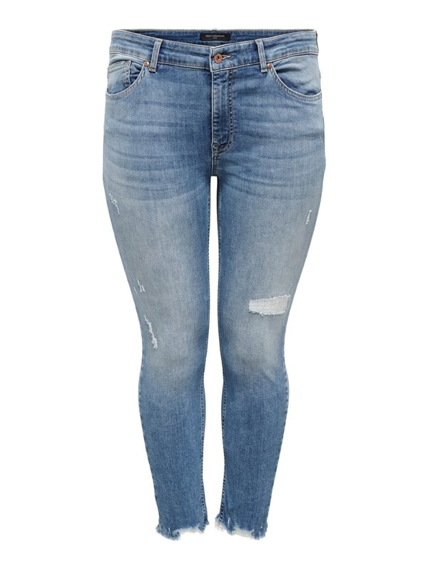 Only Tara cropped jeans