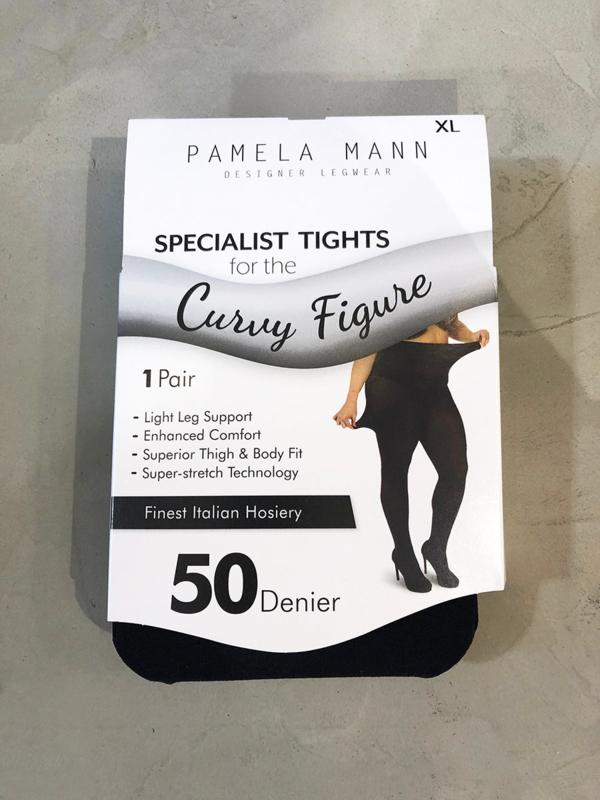 Superstretch panty 50 denier