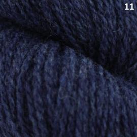 BC Garn Semilla Melange 11 dunkelblau