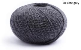 Lamana Modena 28 slate grey