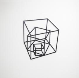 Geometrische kubussen