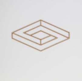 Geometrische ruit