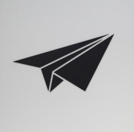 Origami vliegtuigje