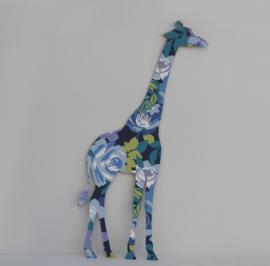 Giraf extra groot 1.20 meter onbewerkt