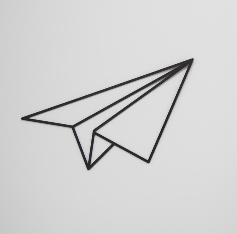Geometrisch vliegtuigje