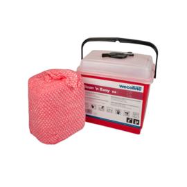Clean 'n Easy sanitair doeken – 1x emmer a 150stuks