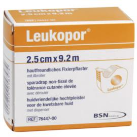 BSN Leukopor hechtpleister dispencer 9.2mx2.50cm