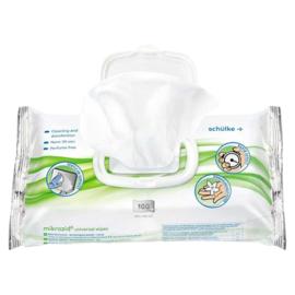 Schülke Microzid universal wipes premium - 100 stuks