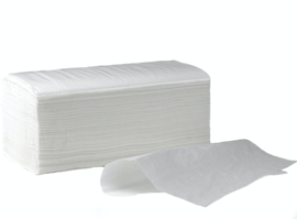 Swiss Soft - INTERFOLDED - vouwhanddoek 2 laags cellulose - 20 pakken van 200 doekjes