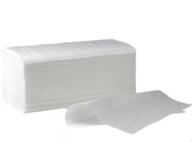 Swiss - INTERFOLDED - vouwhanddoeken 2 laags tissue- 20 pakken van 150 doekjes