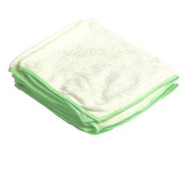 Trasan Basic microdoek groen - 5 stuks