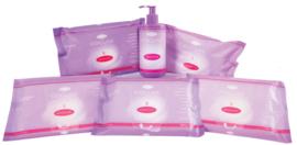 Cocune vochtige washandjes (8 stuks geparfumeerd)
