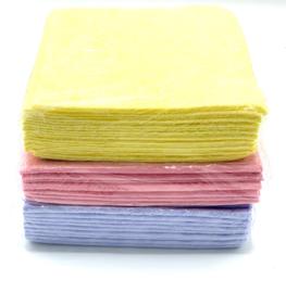 Non-Woven doek rood vpe10 - 10 stuks