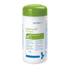 Schülke Mikrozid AF-wipes - 150 stuks