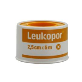 BSN Leukopor hechtpleister 5mx2.5cm