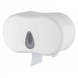 Duo toiletrol- dispenser
