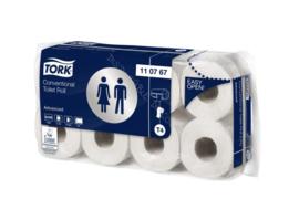 Tork Traditioneel Toiletpapier 2-laags wit
