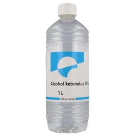 Alcohol ketanus 70%  1 liter