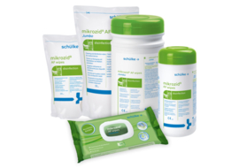 Schülke Mikrozid AF Jumbo desinfectiedoekjes - 200 stuks